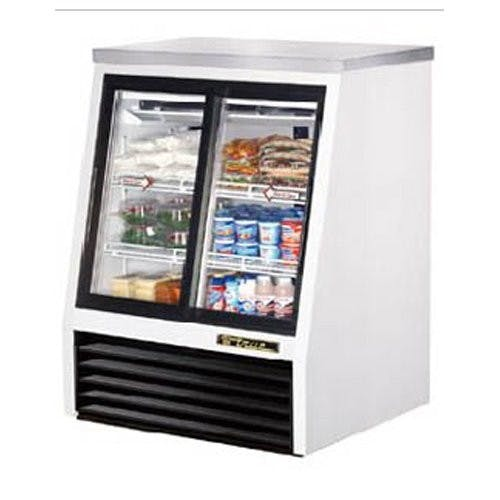True Manufacturing TSID-36-4 Deli Display Case, Single Duty 4 Door, 12 Cu. Ft. Food display case sold by Mission Restaurant Supply
