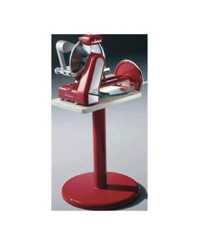 "SIRMAN ANNIVERSARIO LX-350 PROSCIUTTO 14"" SLICER AND STAND Meat slicer sold by NJ Restaurant Equipment"