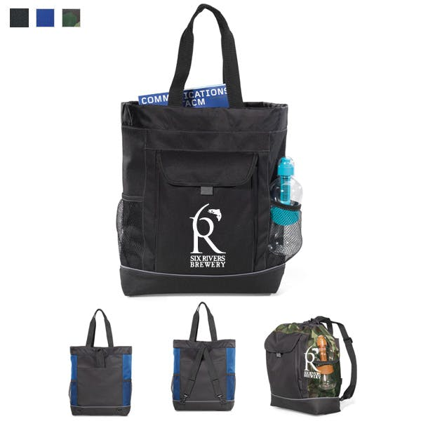 Transitions Backpack Tote Bag sold by MicrobrewMarketing.com