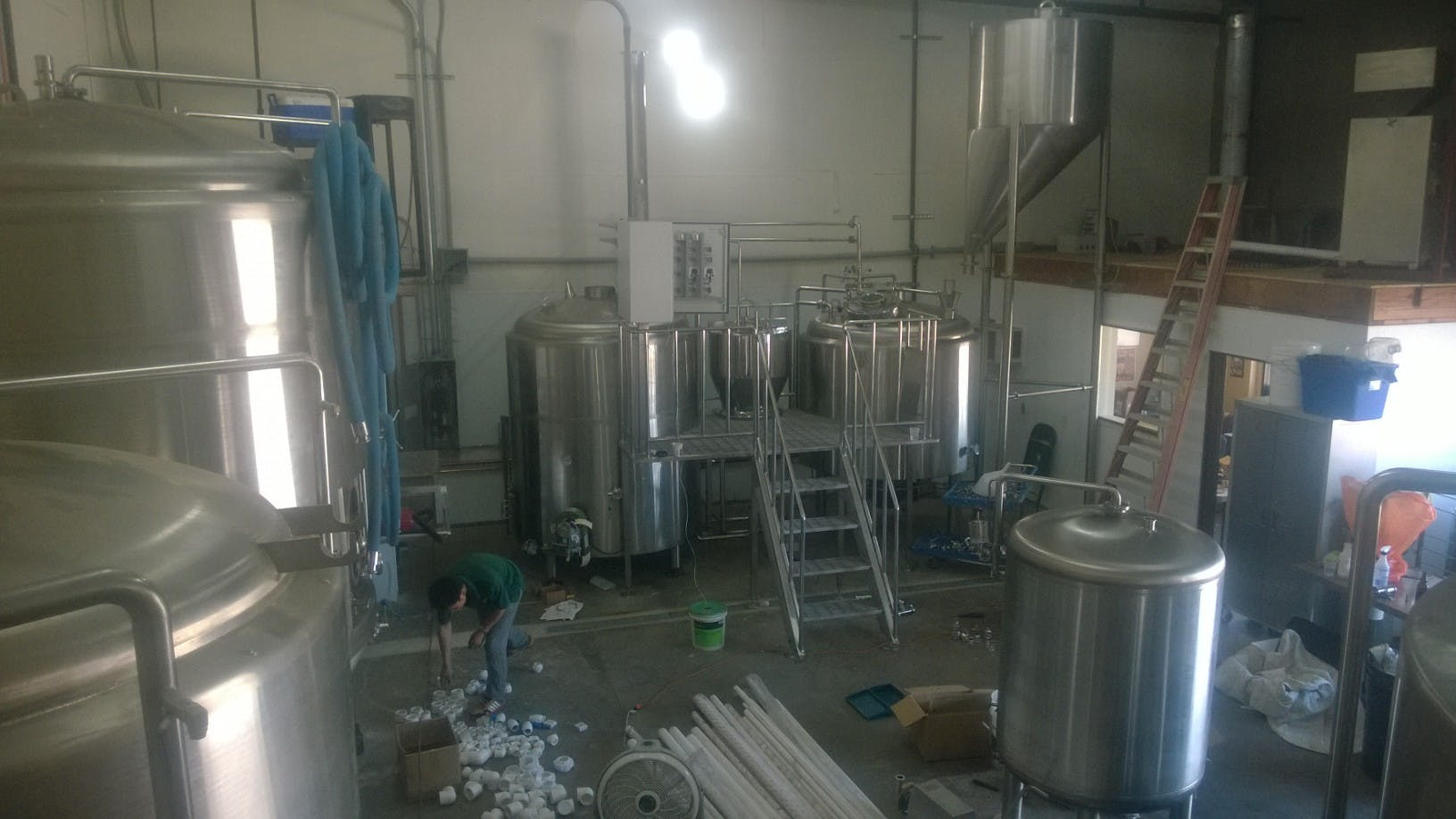 15 Bbl Brewing Systems Brewhouse sold by O'Neill's Brewing Systems LLC
