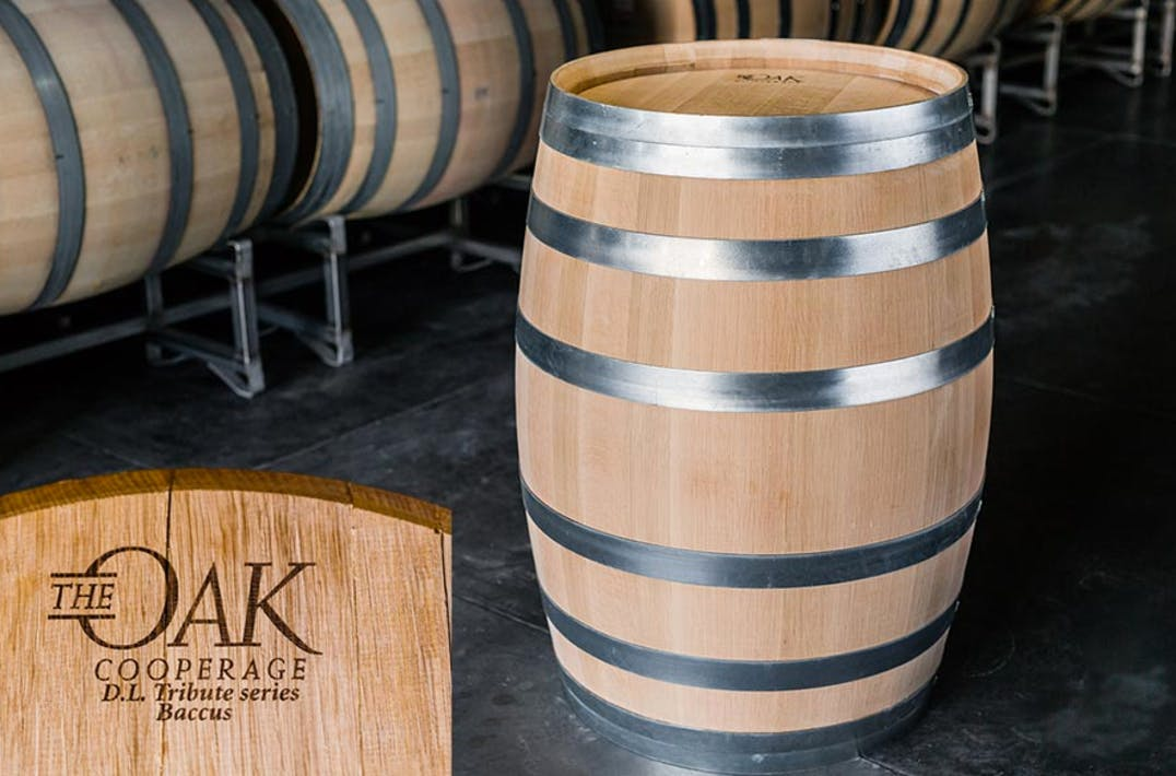 59 Gallon Barrels - sold by The Oak Cooperage