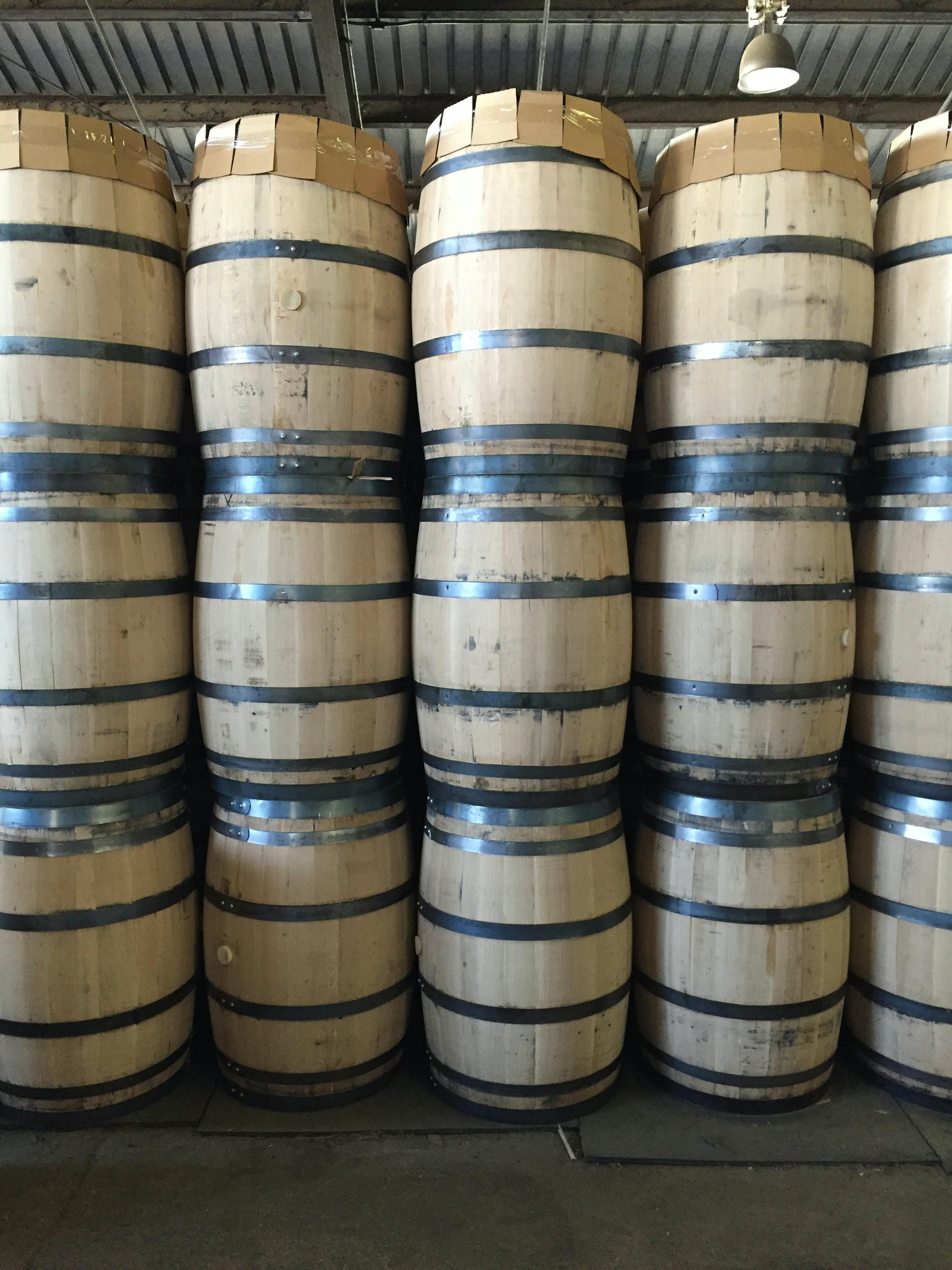 53 Gallon Barrels Whiskey barrel sold by Kelvin Cooperage