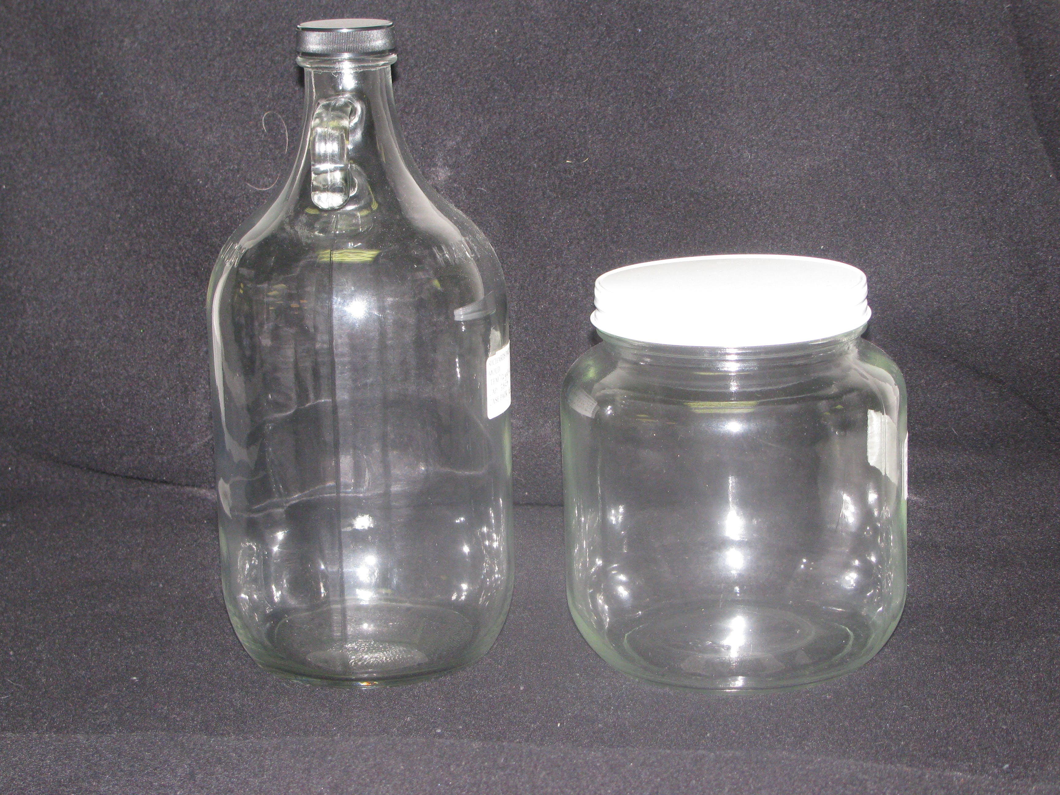 1/2 Gallon Jugs Growler sold by Richards Packaging