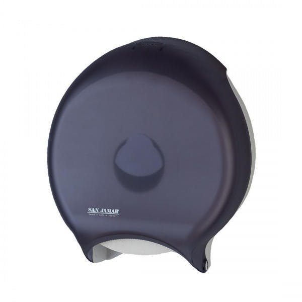 Black Plastic Bath Tissue Dispenser - SAJR6000TBK