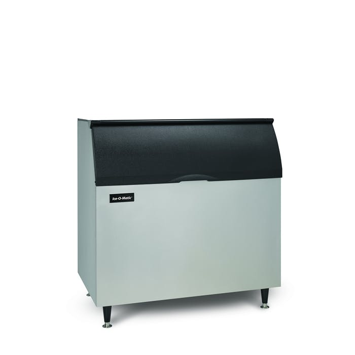 Ice-O-Matic Model B100PS - 927 lbs Ice Storage Bin Ice machine sold by Prima Supply