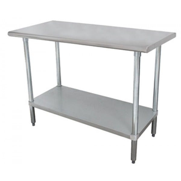 "30"" x 60"" Stainless Work Table - ADVGLG-305"