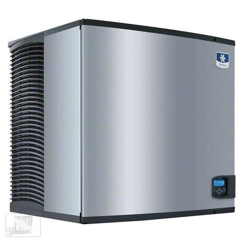 Manitowoc - IY-1205W 1170 lb Half Size Cube Ice Machine - Indigo Series Ice machine sold by Food Service Warehouse