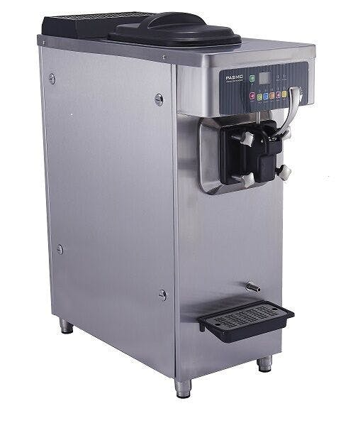 Pasmo S930F Soft Serve Yogurt Machine Ice cream machine sold by Pizza Solutions