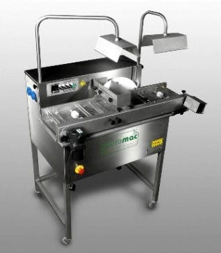 PREFAMAC 30 AND 80 KG MOULDING MACHINES Chocolate temperer sold by Union Standard Equipment Co
