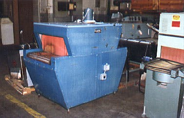 ANDERSON MODEL 1224 SHRINK TUNNEL Shrink tunnel sold by Union Standard Equipment Co