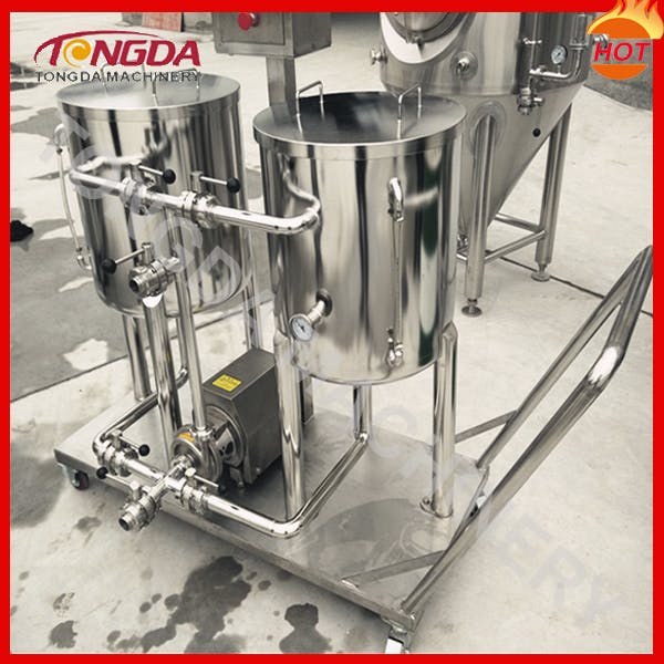 100L CIP Cleaning Cart CIP system sold by TD Machinery Co., Ltd.
