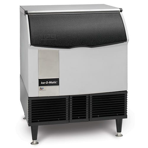 Ice-O-Matic ICEU300HA - Undercounter Ice Machine Air Cooled, 309 lb. Production with Free Water Filter Ice machine sold by Elite Restaurant Equipment