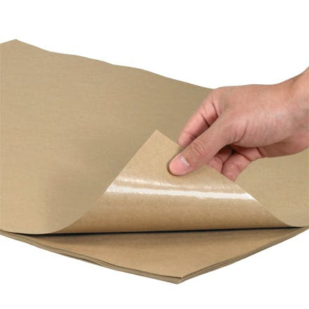 Poly Coated Kraft Paper Sheets Paper packaging sold by Ameripak, Inc.