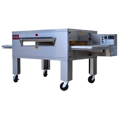 EDGE 2460 Series Single-Stack Gas Conveyor Pizza Oven Commercial oven sold by Pizza Solutions