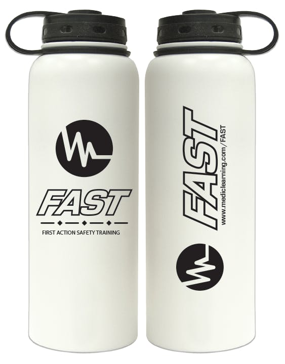40oz Powder Coated Double-Walled Insulated Growler Growler sold by Cascade Graphics