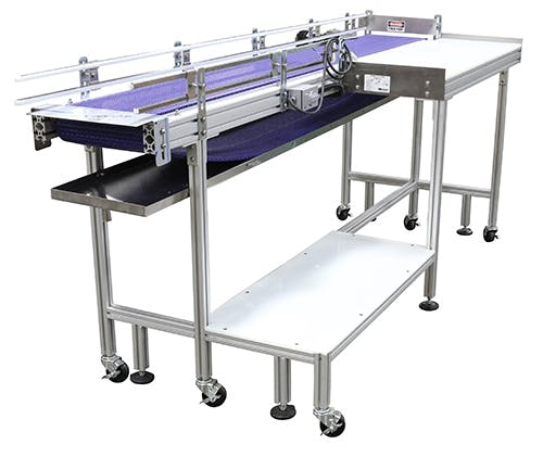 Straight Pack Off Table - Additional Equipment - sold by American Beer Equipment