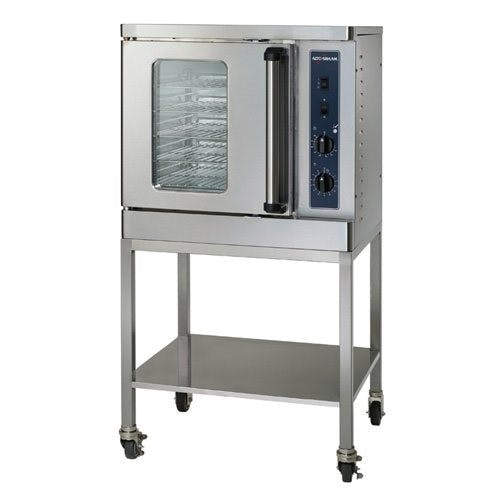 Alto-Shaam Inc. ASC-2E Half Size Convection Oven with Manual Control, Single Deck, Electric