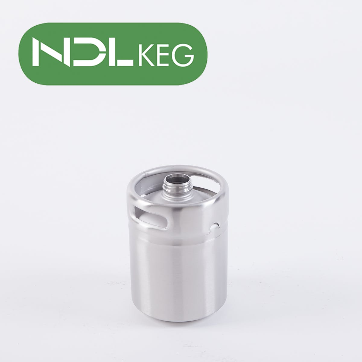 2-Liter Mini-Keg Growler Growler sold by NDL Keg