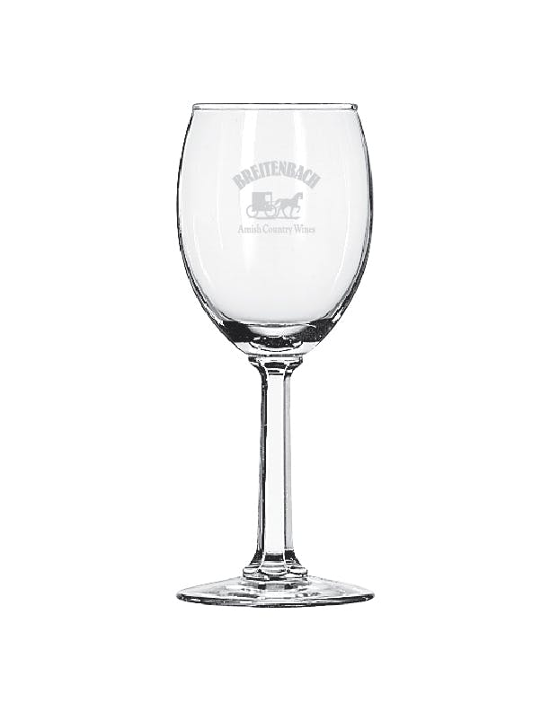 8764 - Libbey 8 oz Napa Wine Glass Wine glass sold by ARTon Products