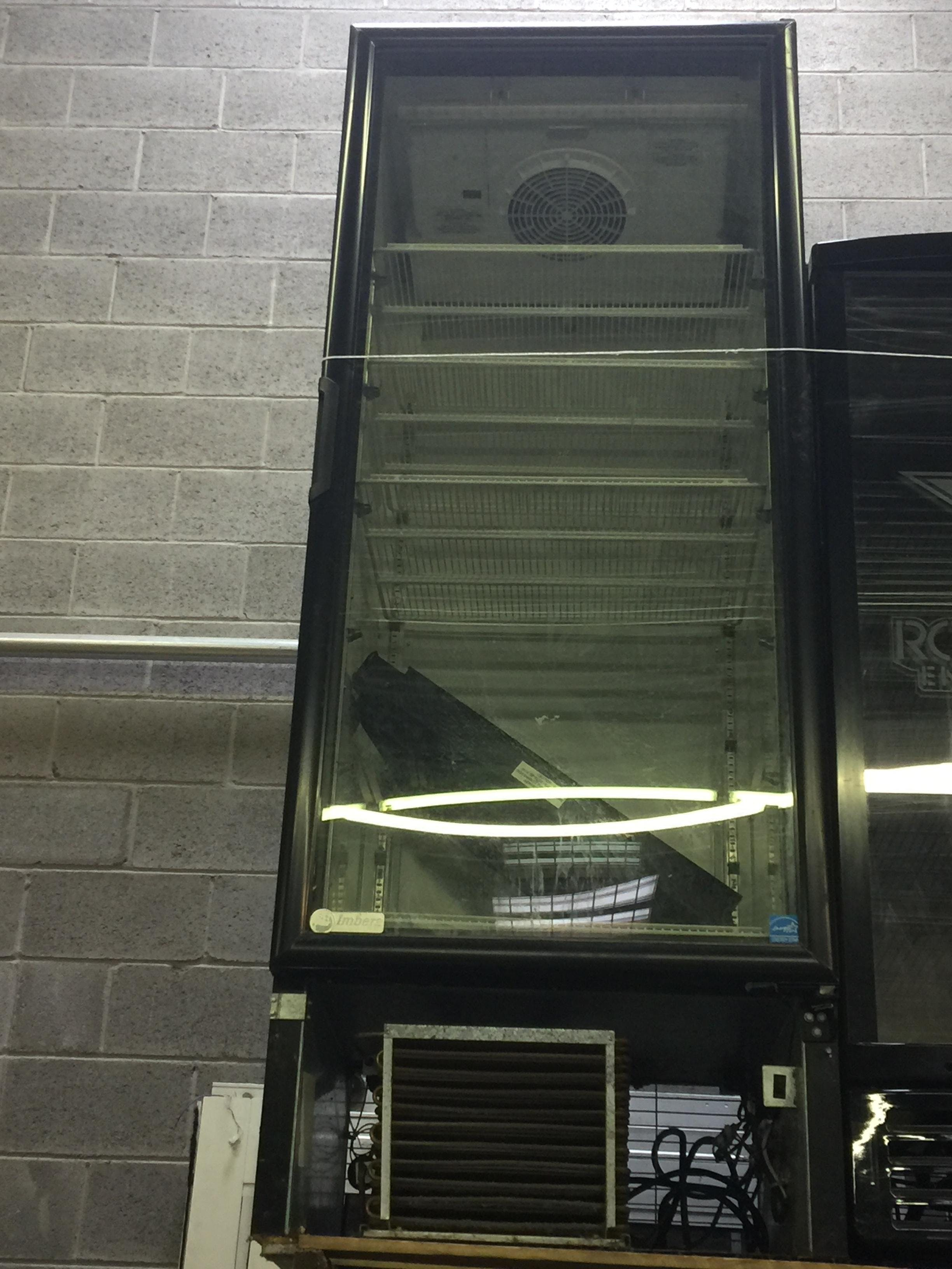Used Imbera Single door Refrigerator Commercial refrigerator sold by Easy Refrigeration Company