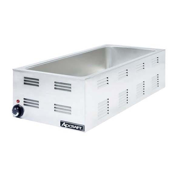 Adcraft FW-1500W 4/3 Size Food Warmer    Food warmer sold by Mission Restaurant Supply