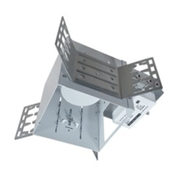"5""x 5"" Square Aperture Recessed Fixture, LED COB Chip - UZTD Driver - sold by RelightDepot.com"
