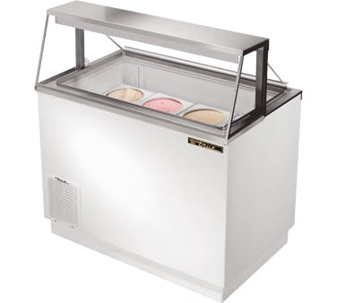 True TDC-47 Ice cream dipping cabinet sold by ChefsFirst