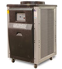 BCD-5A Glycol Chiller : 5 Horsepower Glycol chiller sold by Advantage Engineering