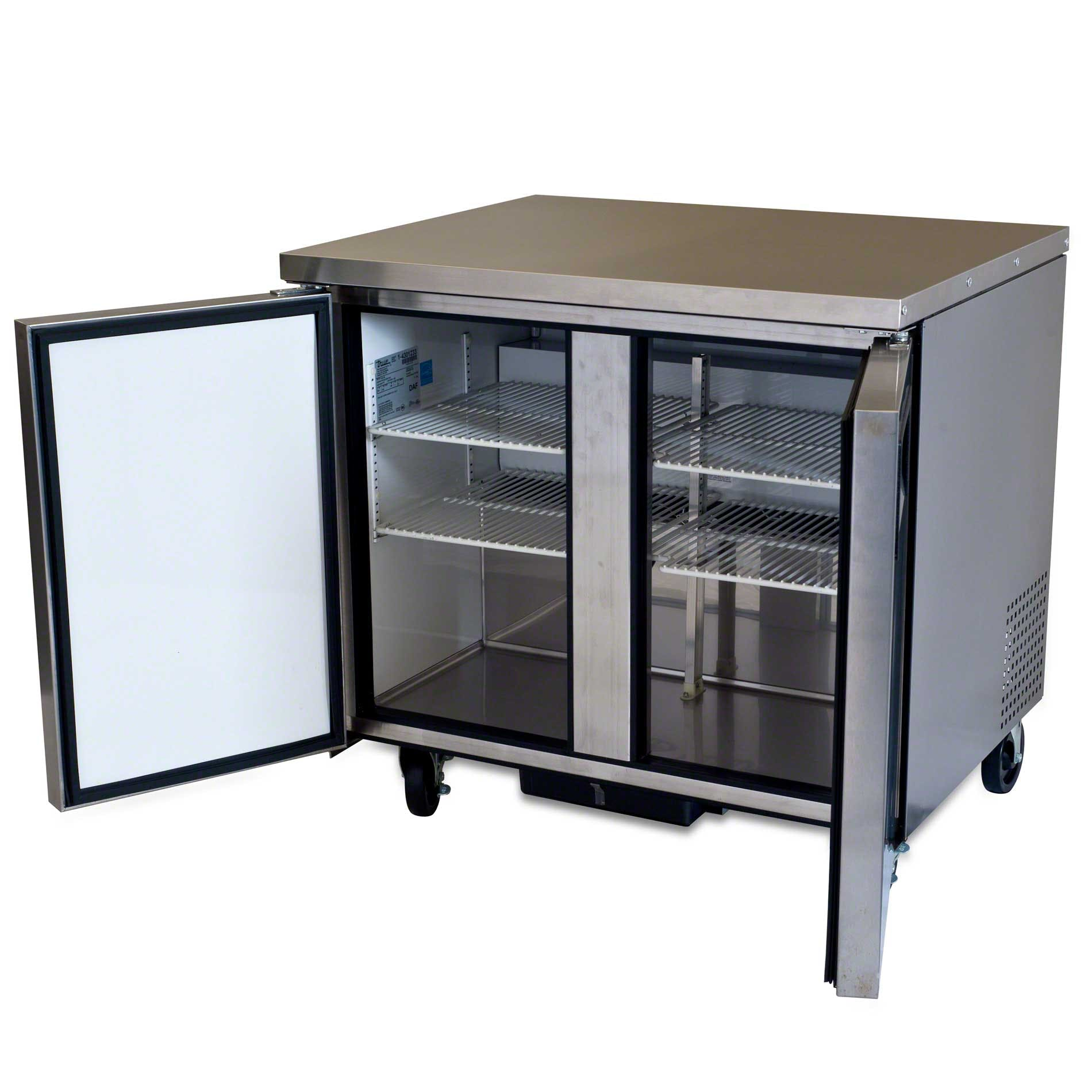 "True - TUC-36 37"" Undercounter Refrigerator Commercial refrigerator sold by Food Service Warehouse"