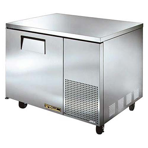 "True - TUC-44 45"" Deep Undercounter Refrigerator Commercial refrigerator sold by Food Service Warehouse"