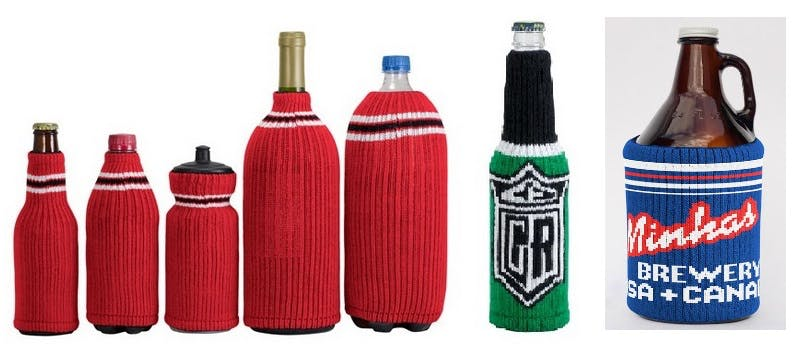 Growler Bottle Sweaters Growler sold by Professional Gifting