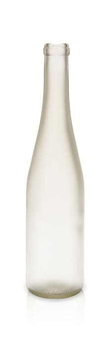 W17 Hock 375 ml Cork - sold by Waterloo Container