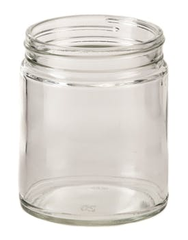 9 oz Straight-Sided Jars 70/400 CT Glass Jar sold by Fillmore Container Inc