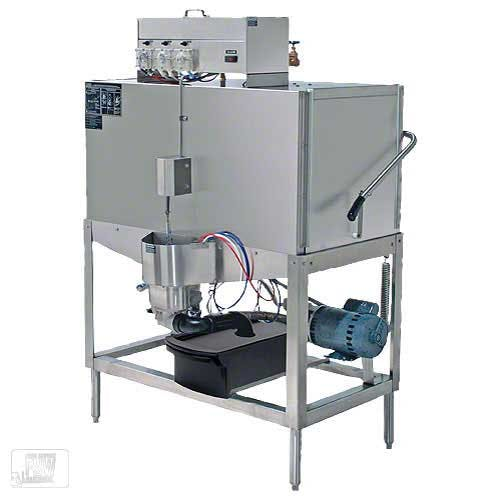 CMA Dishmachines - B-ES 80 Rack/Hr Double Rack Door-Type Dishwasher Commercial dishwasher sold by Food Service Warehouse