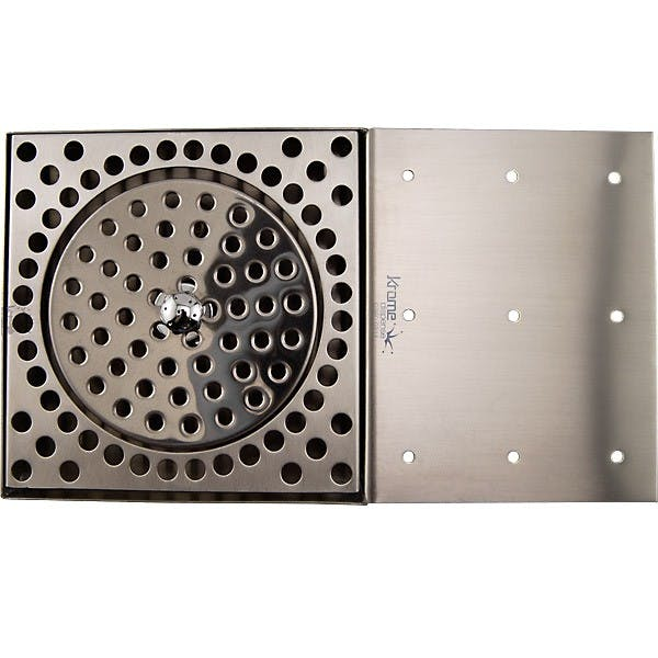 Glass Rinser Assembly for Drip Tray Drip tray sold by KegWorks