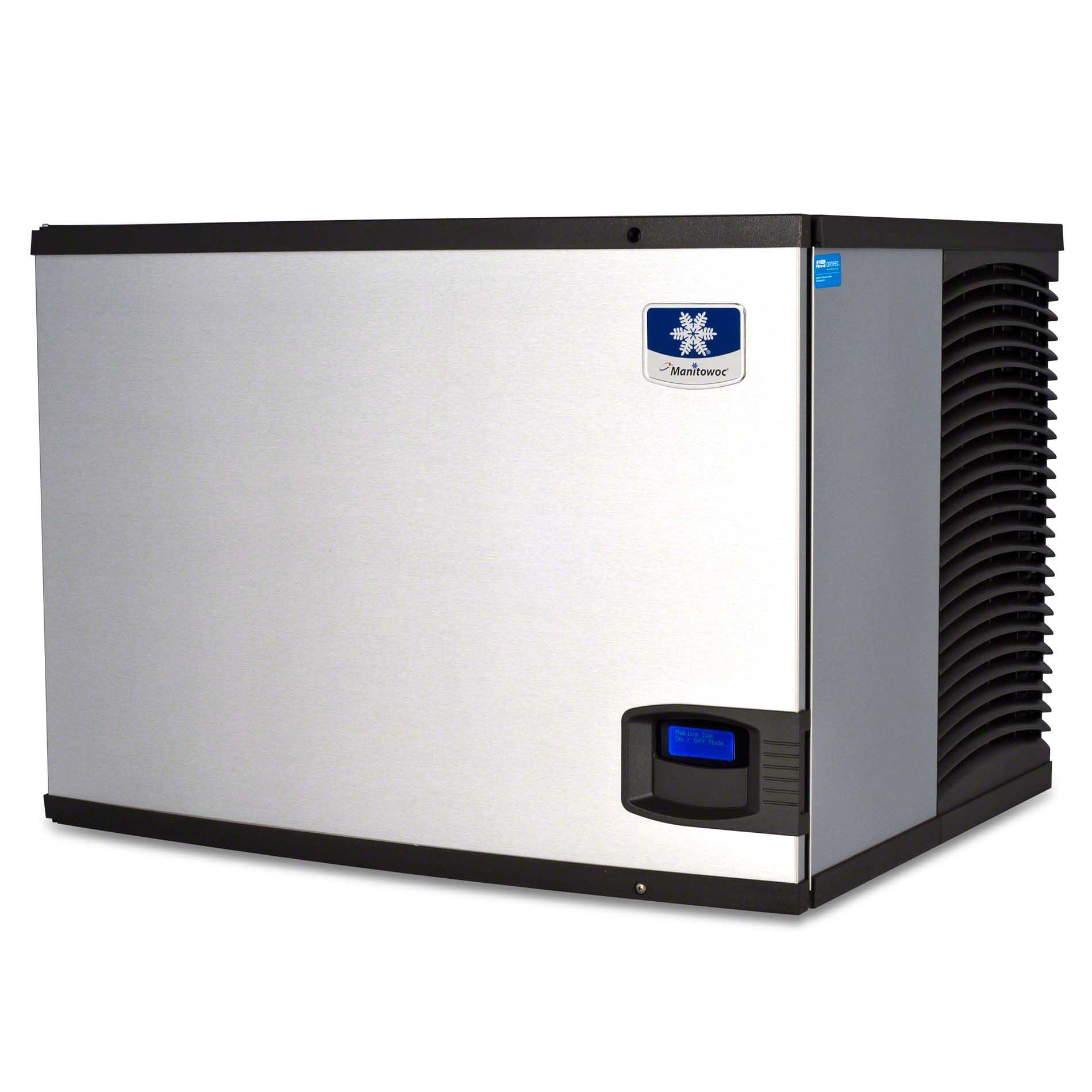 Manitowoc - ID-0503W 550 lb Full Size Cube Ice Machine - Indigo Series Ice machine sold by Food Service Warehouse