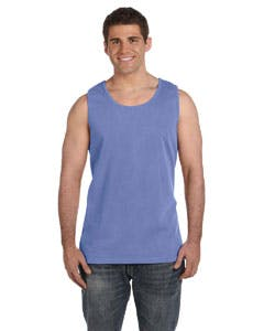 C9360 Comfort Colors Ringspun Garment-Dyed Tank Promotional shirt sold by Lee Marketing Group