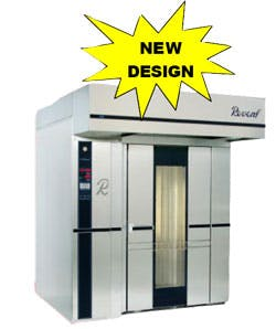 Revent Model 724U Double Rack Oven Commercial oven sold by Bakery Equipment.com