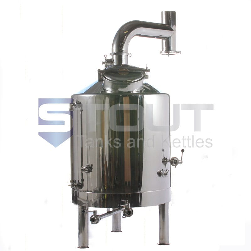 Brew Kettle Brew pot sold by Stout Tanks and Kettles