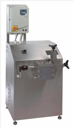 Homogenizer Homogenizer sold by Dairy Technology USA