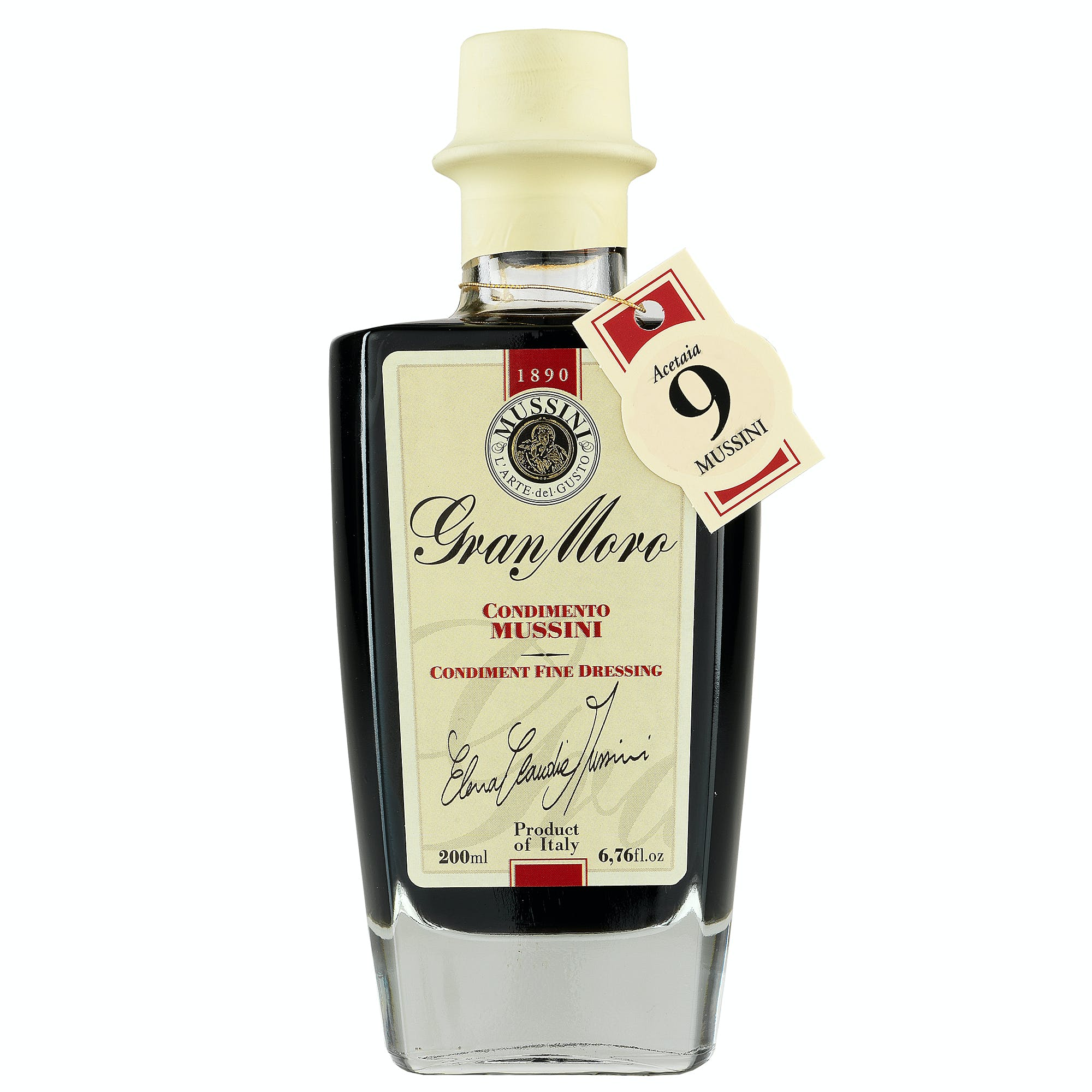 "9 Year ""Gran Moro"" Balsamic Vinegar (LIMITED) Balsamic Vinegar sold by M5 Corporation"
