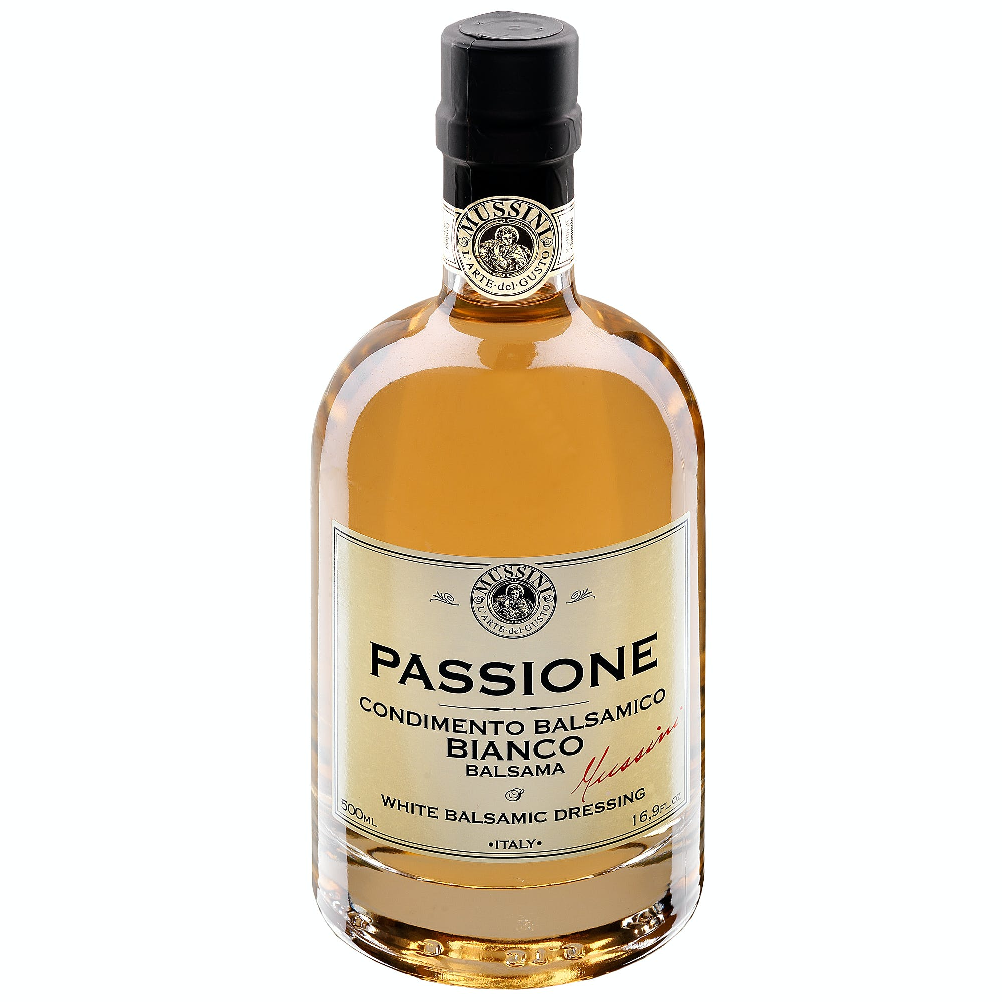 """""""PASSIONE"""" White Bittersweet Balsamic Vinegar - sold by M5 Corporation"""