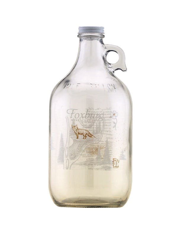 A1168 - 64 oz. Clear Growler, Screw Cap Growler sold by ARTon Products