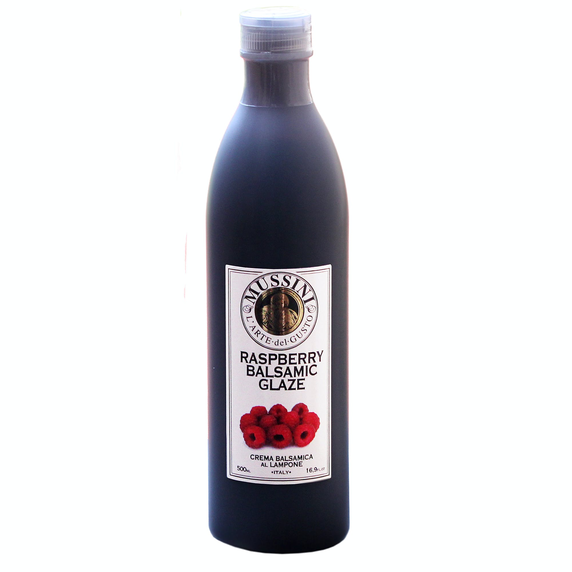 Italian Raspberry Balsamic Glazes From Mussini, 16.9 Ounces Balsamic Vinegar sold by M5 Corporation