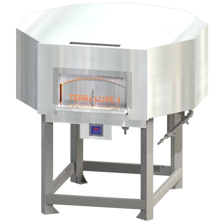 Terraluxe DPO3.5 Round Commercial Oven Commercial oven sold by pizzaovens.com