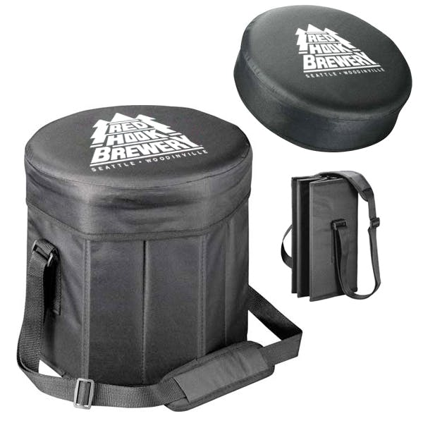 Game Day Cooler Seat Promotional product sold by MicrobrewMarketing.com