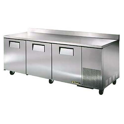 "True - TWT-93 94"" Worktop Refrigerator Commercial refrigerator sold by Food Service Warehouse"