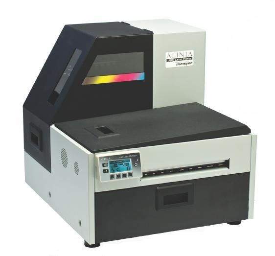 Afinia Label Printer L-Series 801 Labeling machine sold by MSM Packaging Solutions