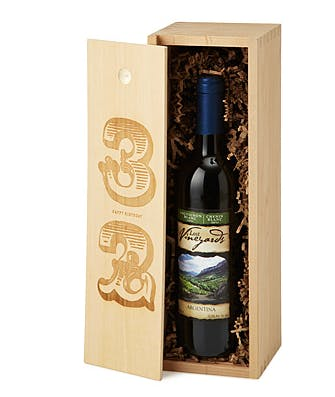 Wooden wine boxes Wine box sold by Luscan Group