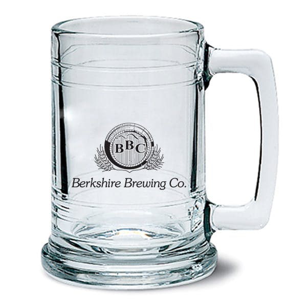 15 oz. Maritime Glass Mug Beer glass sold by MicrobrewMarketing.com